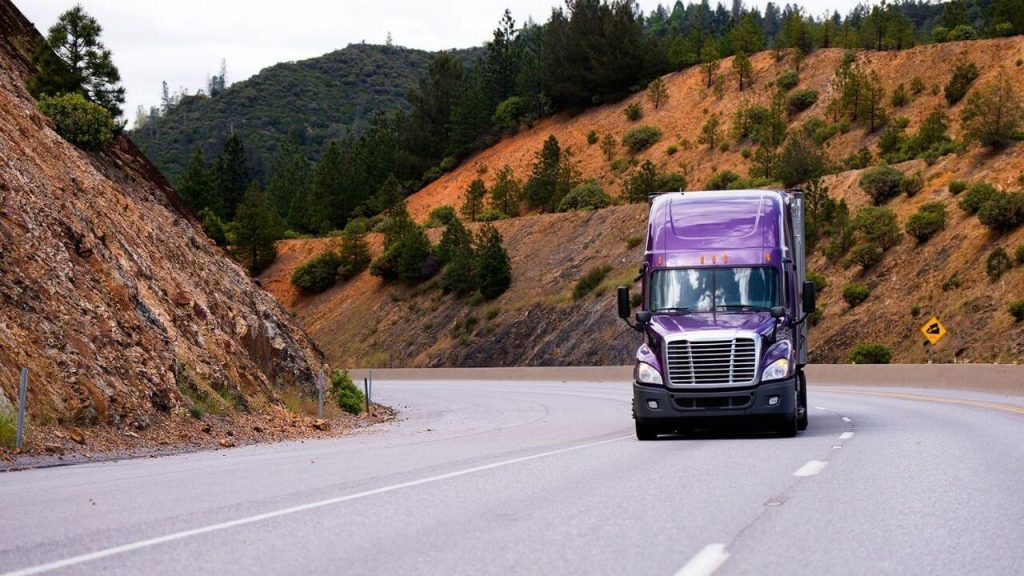 long haul over the road interstate trucking midwest logos logistics